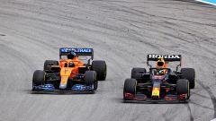 Verstappen reclama l'aiuto di Perez