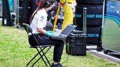 F1, GP Spagna 2021: Tata Wolff