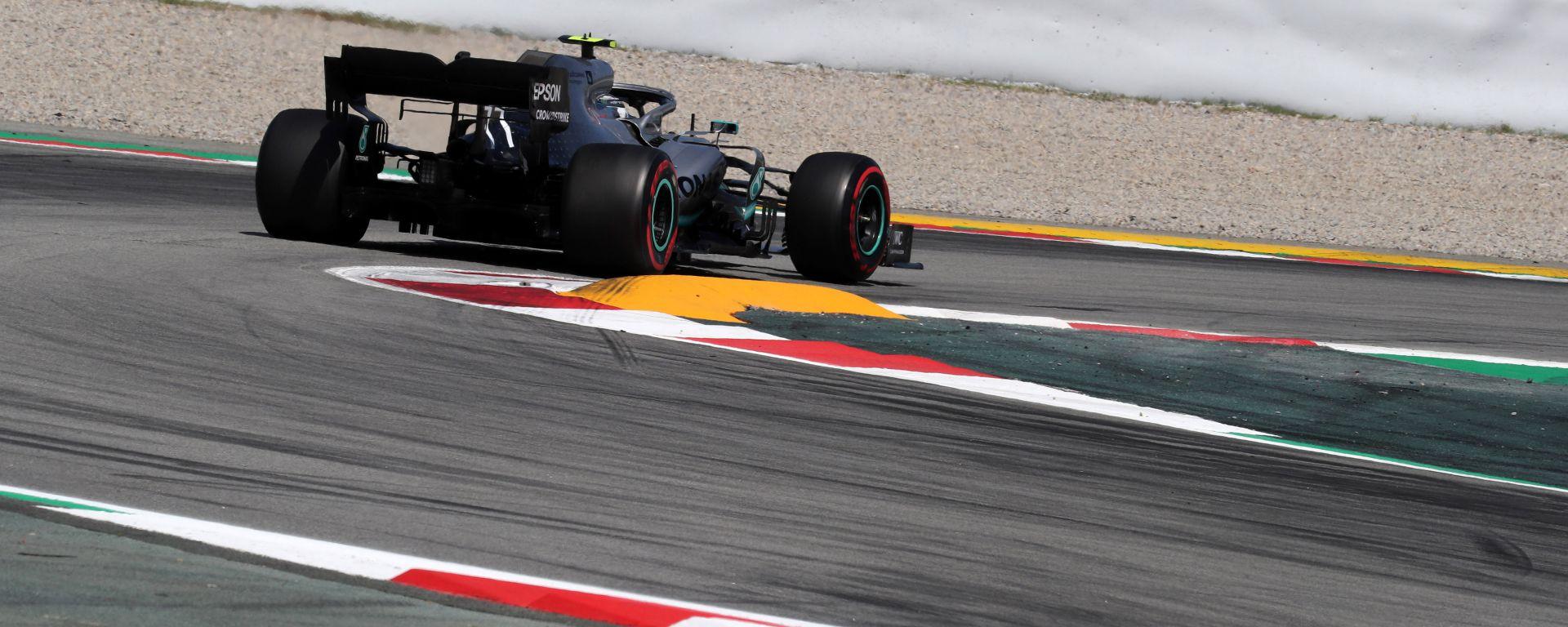 F1 Gp Spagna 2019 – Gara: Dominio Mercedes, Ferrari giù dal podio