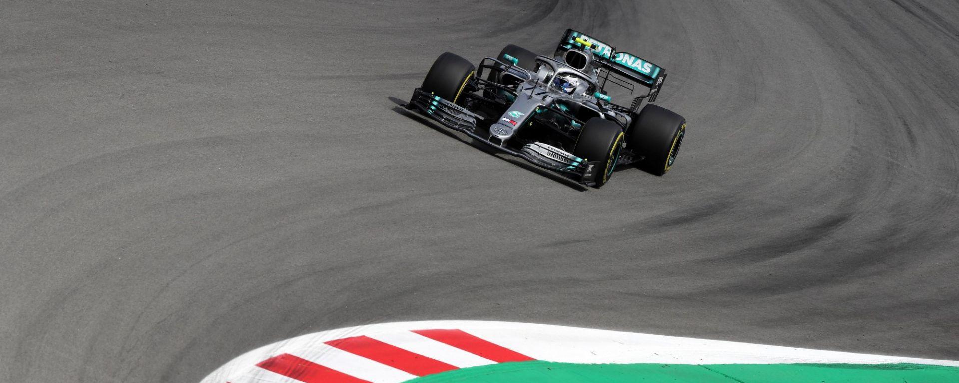 F1 Gp Spagna 2019 – Qualifiche: Bottas pole record! Vettel solo terzo