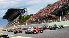 F1 Spagna 2018: l'anteprima del circuito di Barcellona