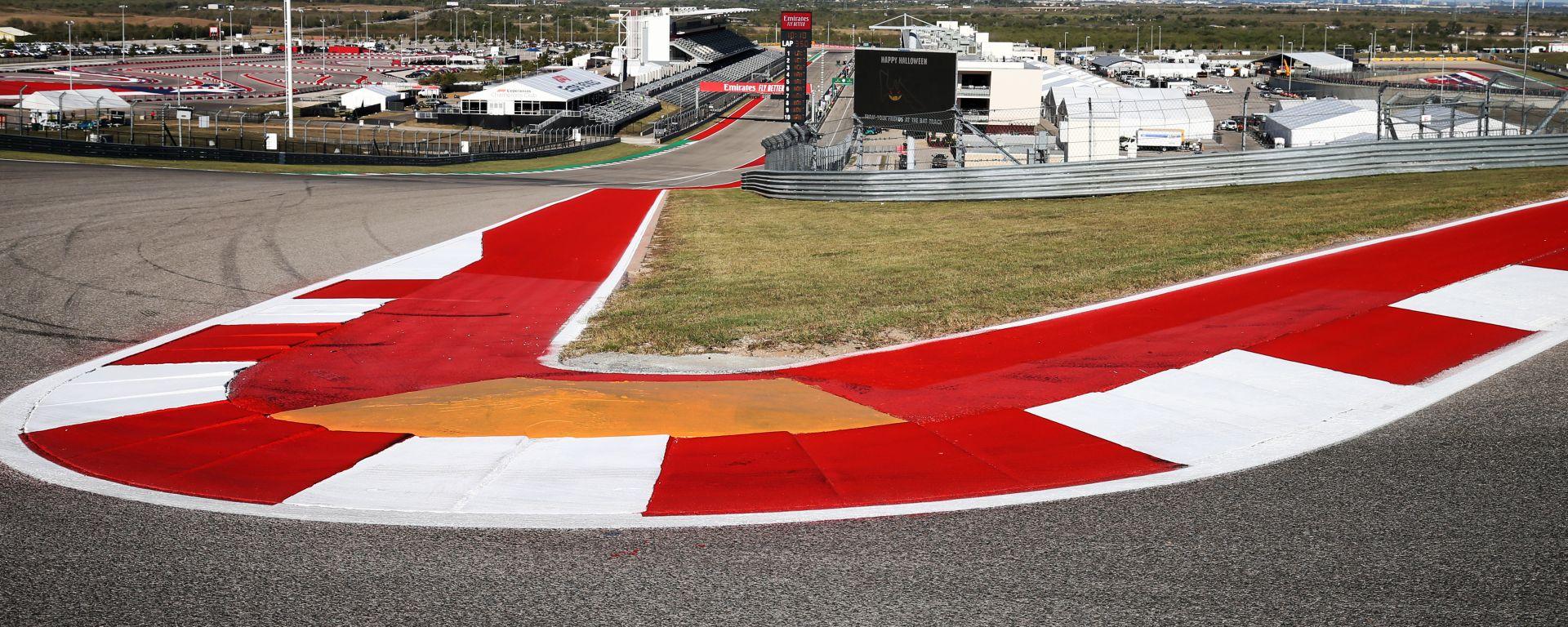 F1 GP Stati Uniti 2019, Austin: il Circuit of The Americas