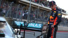 F1 GP Stati Uniti 2019, Austin: Max Verstappen (Red Bull)