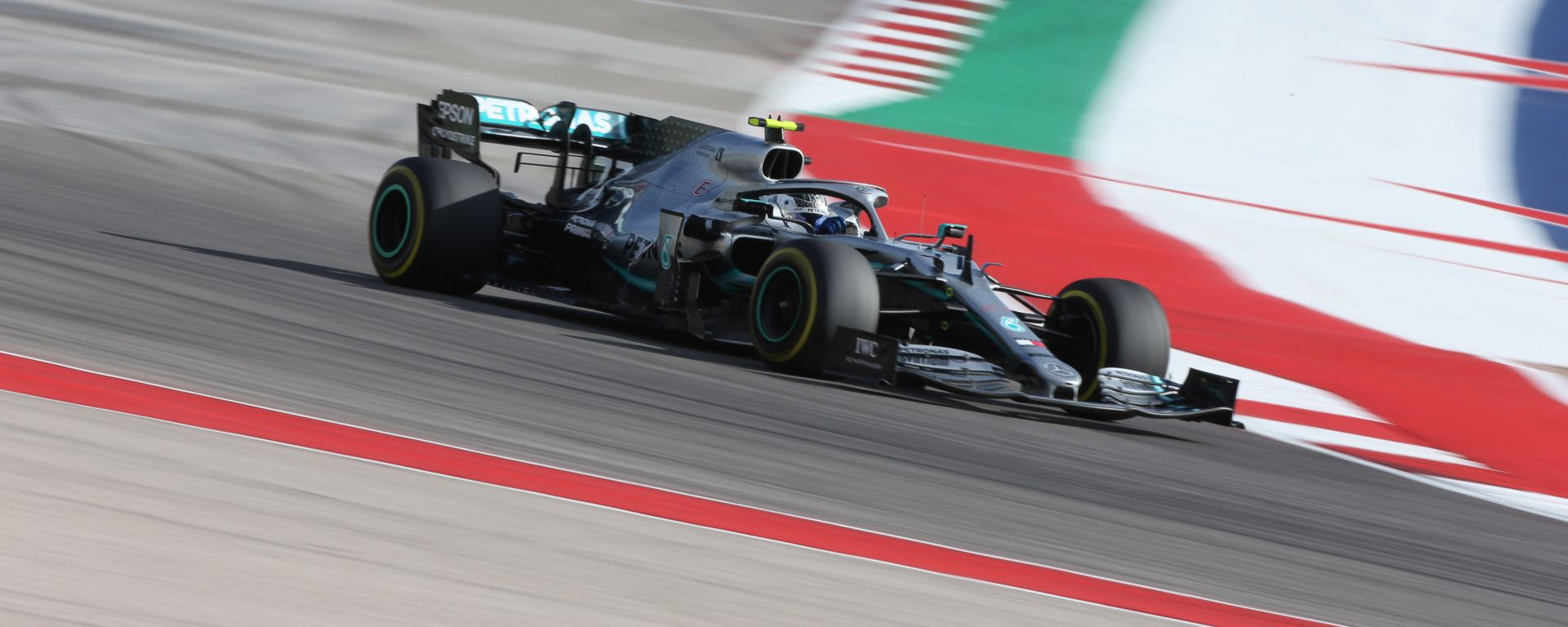 F1 GP Stati Uniti 2019, Austin: Valtteri Bottas (Mercedes)