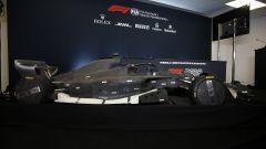 F1, GP Stati Uniti 2019: il modellino di monoposto 2021 presentato ad Austin