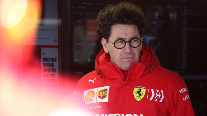 F1, GP Stati Uniti 2019: Mattia Binotto (Ferrari)
