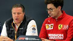 """Brown duro con la Ferrari: """"Possiamo sopravvivere senza di loro"""""""
