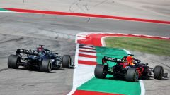 GP Usa 2021: analisi gara su Instagram - Video