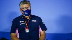 F1, GP Stiria 2020: Otmar Szafnauer, team principal della Racing Point