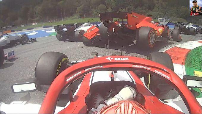 F1, GP Stiria 2020: Premio Pastorone Approva