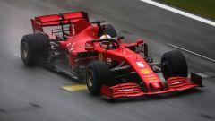 F1, GP Stiria 2020: Sebastian Vettel (Ferrari)