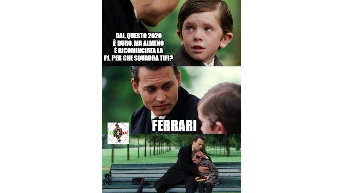 F1, GP Stiria 2020: tifosi Ferrari STATO ATTUALE