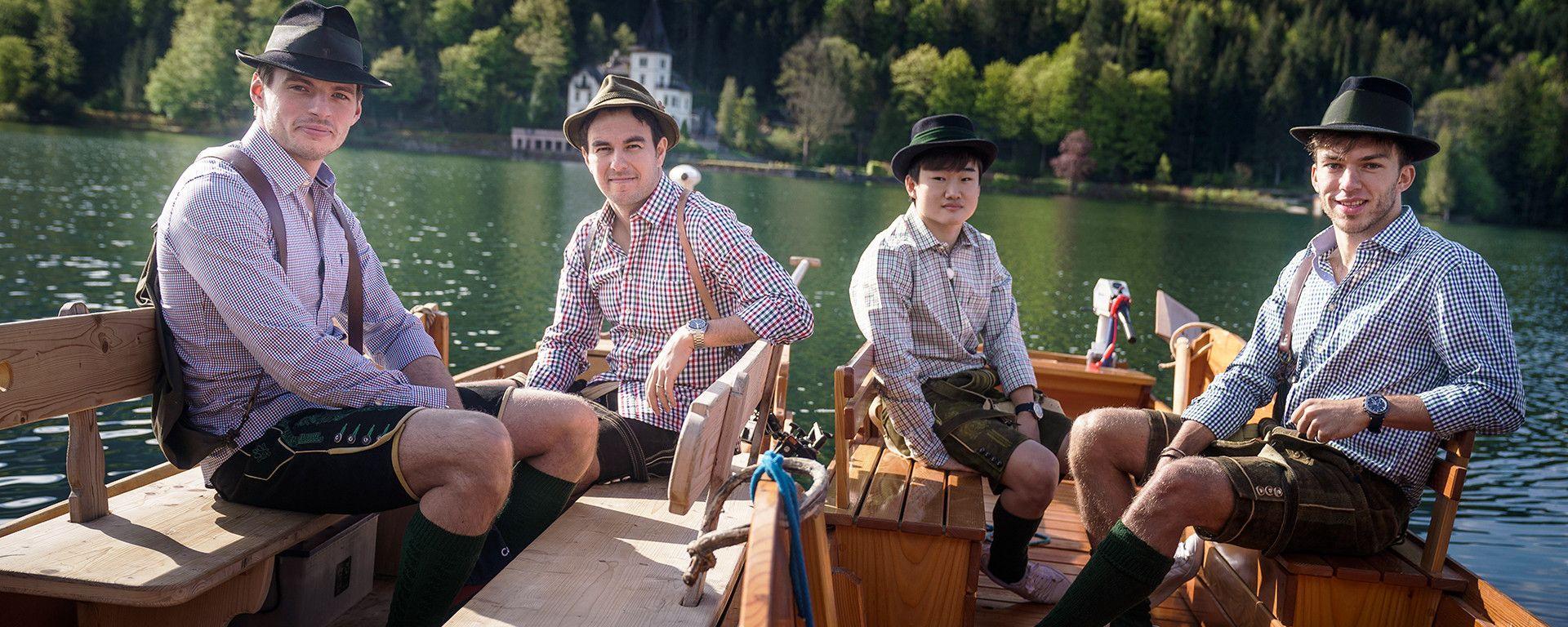 F1, GP Stiria 2021: benvenuti in Austria!