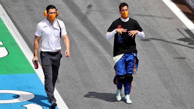 F1, GP Stiria 2021: discussione con Richard Danielardo