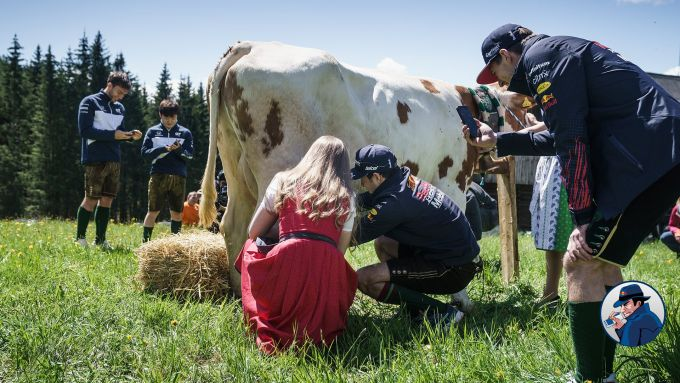 F1, GP Stiria 2021: il battesimo di latte