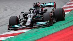 F1, GP Stiria 2021: Lewis Hamilton (Mercedes)