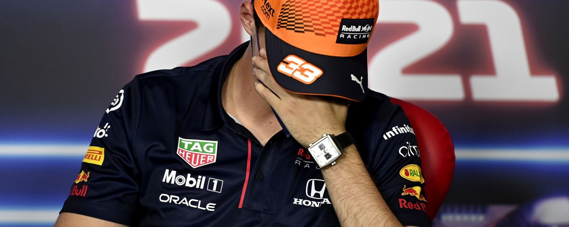 F1, GP Stiria 2021: Max Verstappen in conferenza stampa