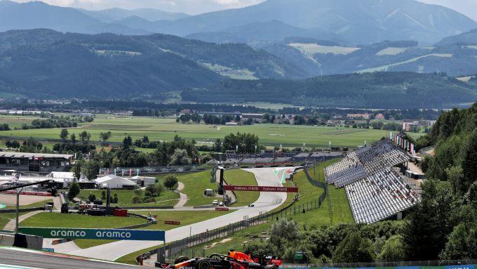 F1, GP Stiria 2021: Max Verstappen (Red Bull)
