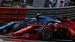 Ferrari, al Red Bull Ring si è presa la strada giusta