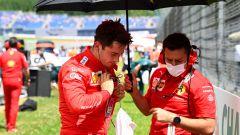 """Leclerc risponde a Brawn: """"Non cambio il mio approccio"""""""