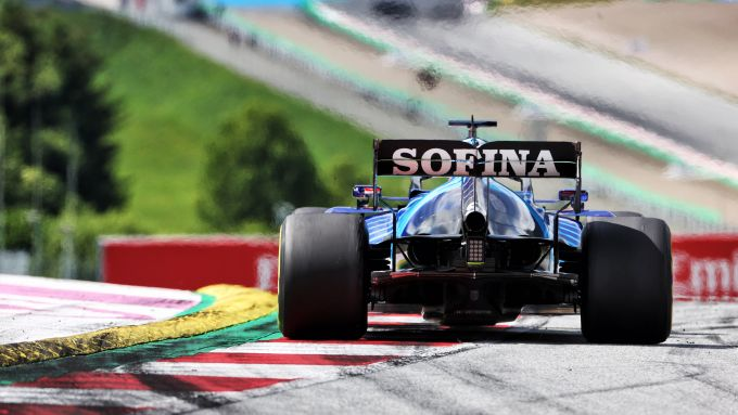 F1 GP Stiria 2021, Spielberg: George Russell (Williams Racing)