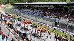 Frizioni a rischio, l'allarme dei team per Silverstone