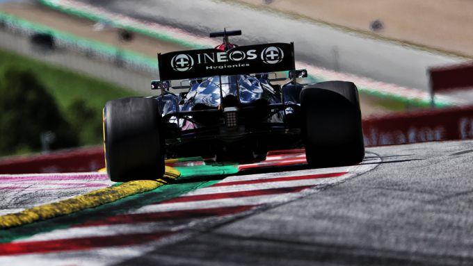 F1 GP Stiria 2021, Spielberg: Lewis Hamilton (Mercedes AMG F1)
