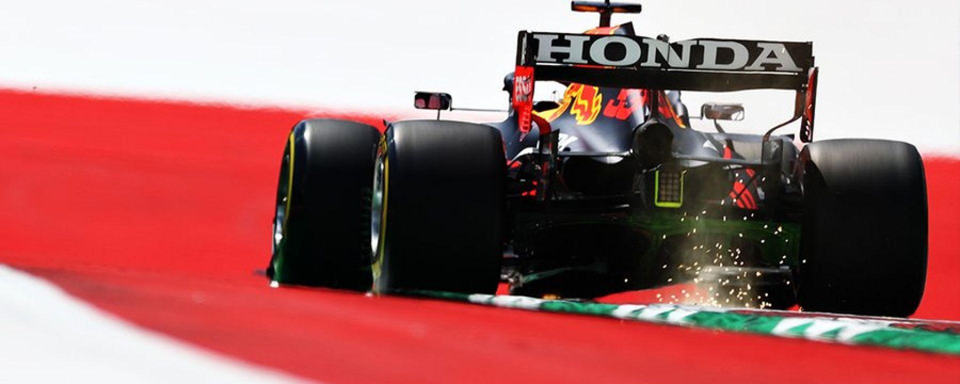 F1 GP Stiria 2021, Spielberg: Max Verstappen (Red Bull) | Foto: @RedBullRacing Twitter