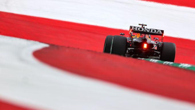 F1 GP Stiria 2021, Spielberg: Max Verstappen (Red Bull Racing)