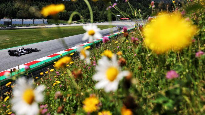 F1 GP Stiria 2021, Spielberg: Pierre Gasly (Scuderia AlphaTauri)