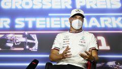 Bottas-Mercedes, lite radio ha migliorato il rapporto