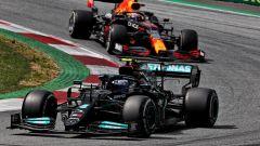 F1, GP Stiria 2021: Valtteri Bottas precede Sergio Perez