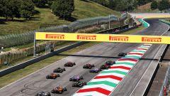 Calendario F1 2021: torna in gioco il Mugello