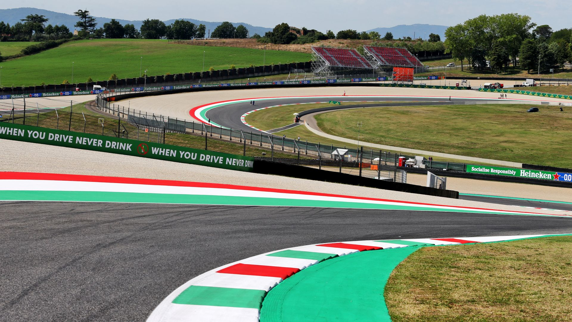 Calendario F1 2021: opzioni Nurburgring e Mugello