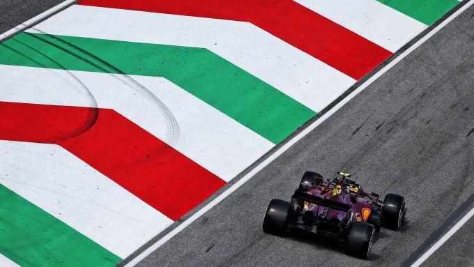 F1 GP Toscana 2020, Mugello: Charles Leclerc (Scuderia Ferrari)