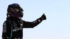 F1 GP Toscana 2020, Qualifiche: Hamilton regna anche al Mugello
