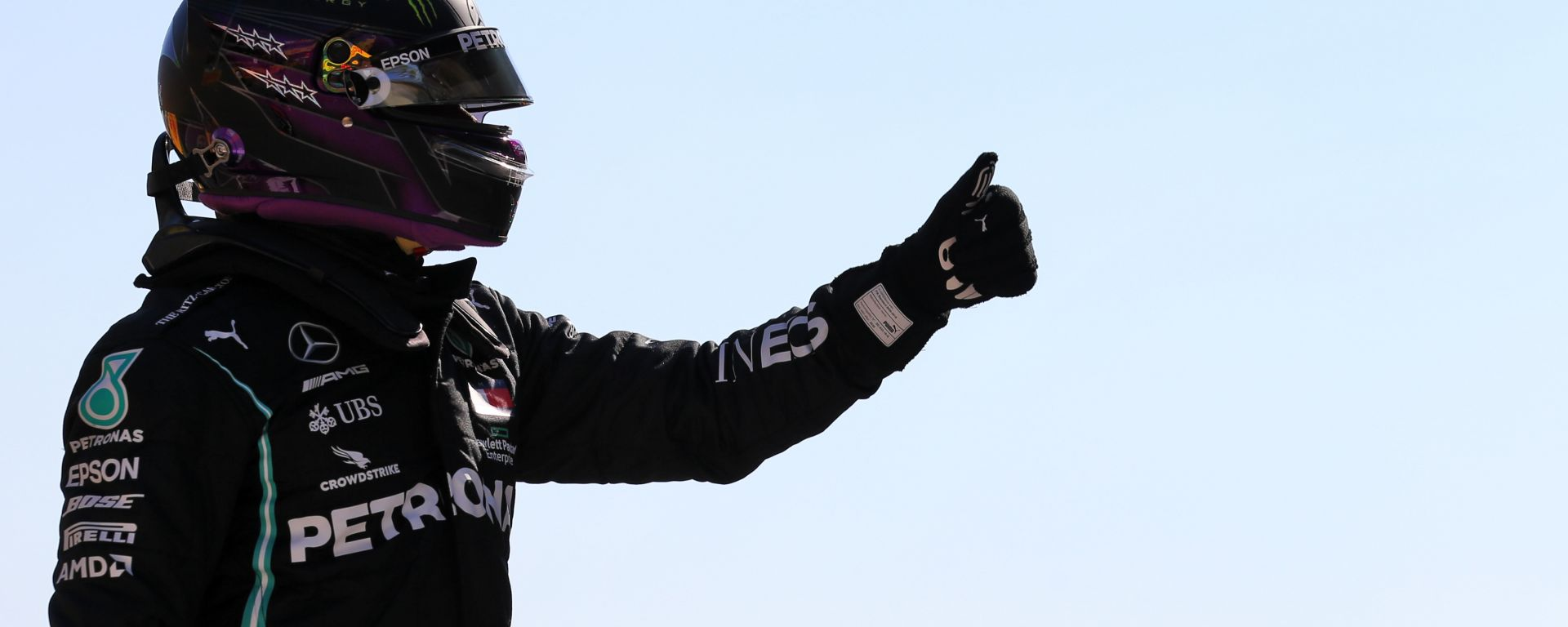 F1 GP Toscana 2020, Mugello: Lewis Hamilton (Mercedes AMG F1)