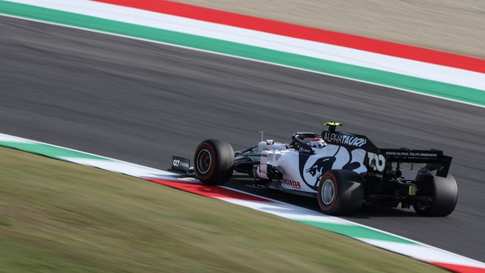 F1 GP Toscana 2020, Mugello: Pierre Gasly (Scuderia AlphaTauri)