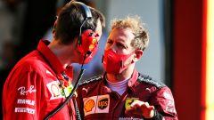 F1 GP Toscana 2020, Mugello: Sebastian Vettel (Scuderia Ferrari)