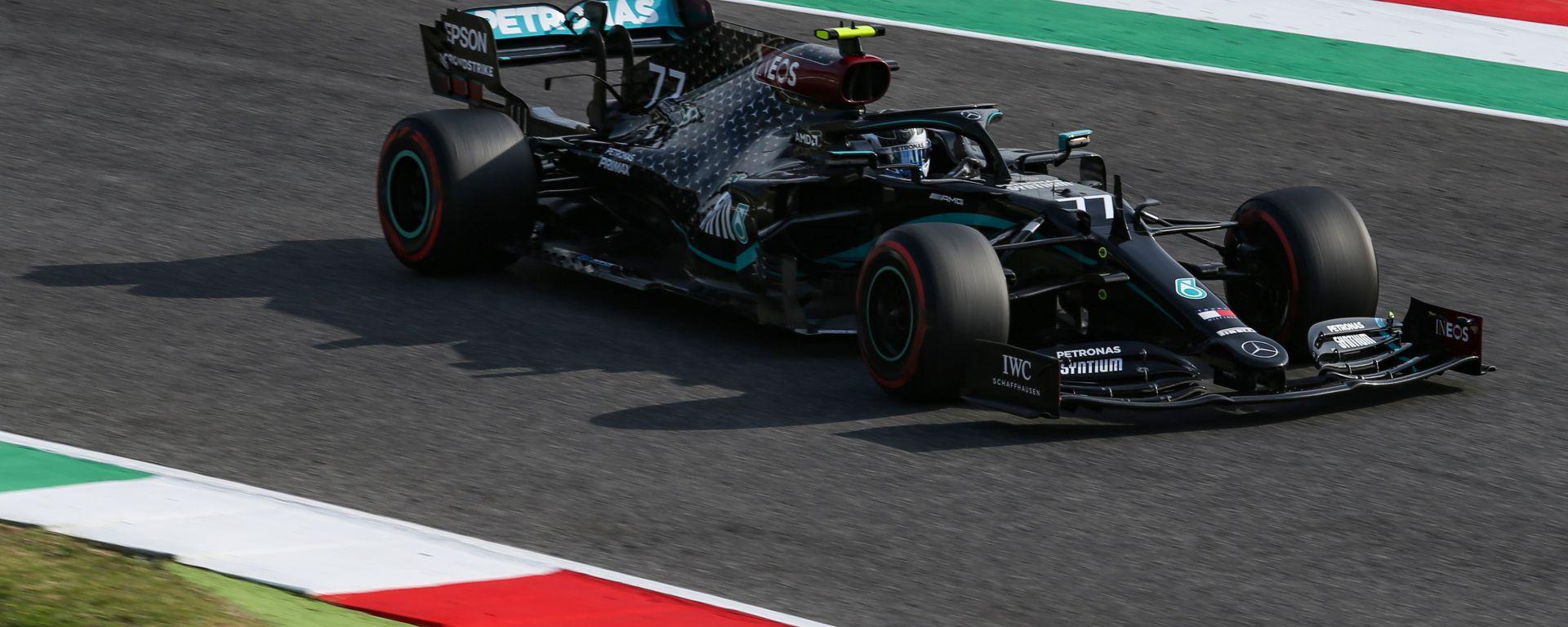 F1 GP Toscana 2020, Mugello: Valtteri Bottas (Mercedes AMG F1)