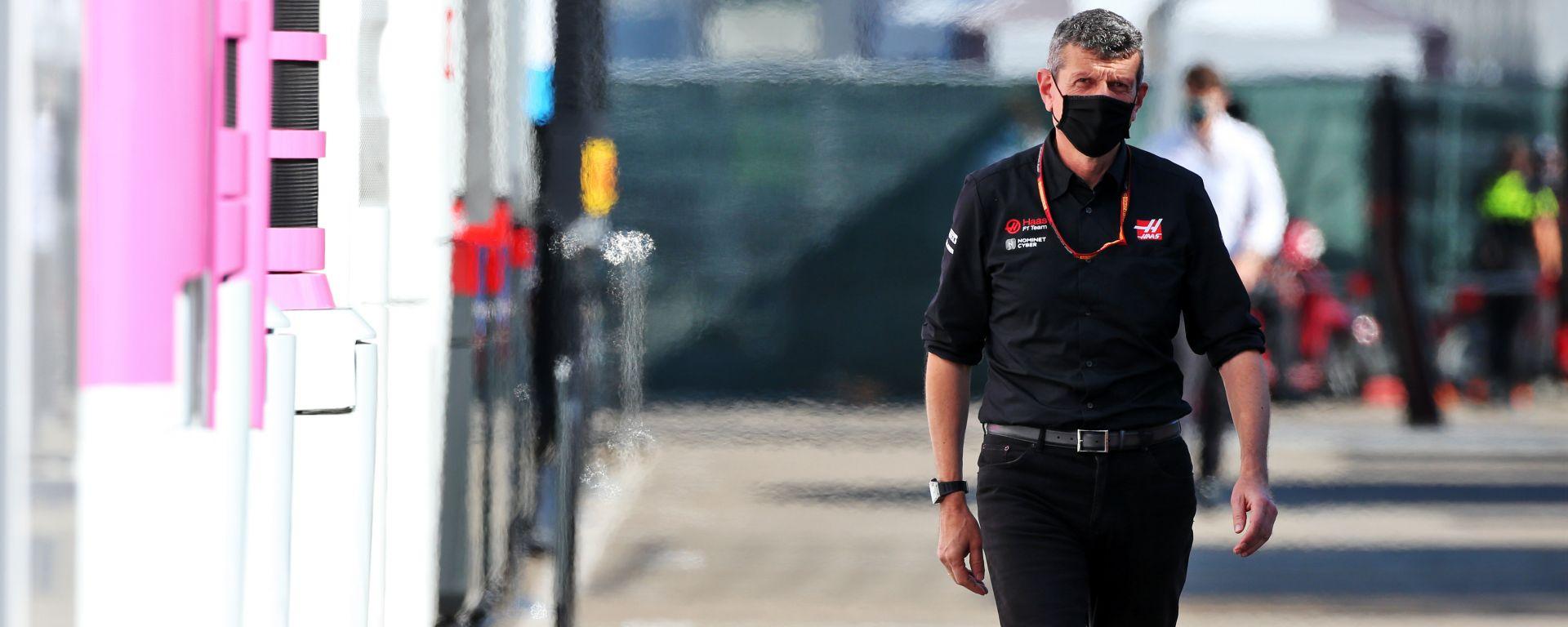 F1 GP Toscana Ferrari 1000, Mugello: Gunther Steiner (Haas)