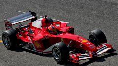 """Schumacher e la """"sorprendente"""" Ferrari F2004"""