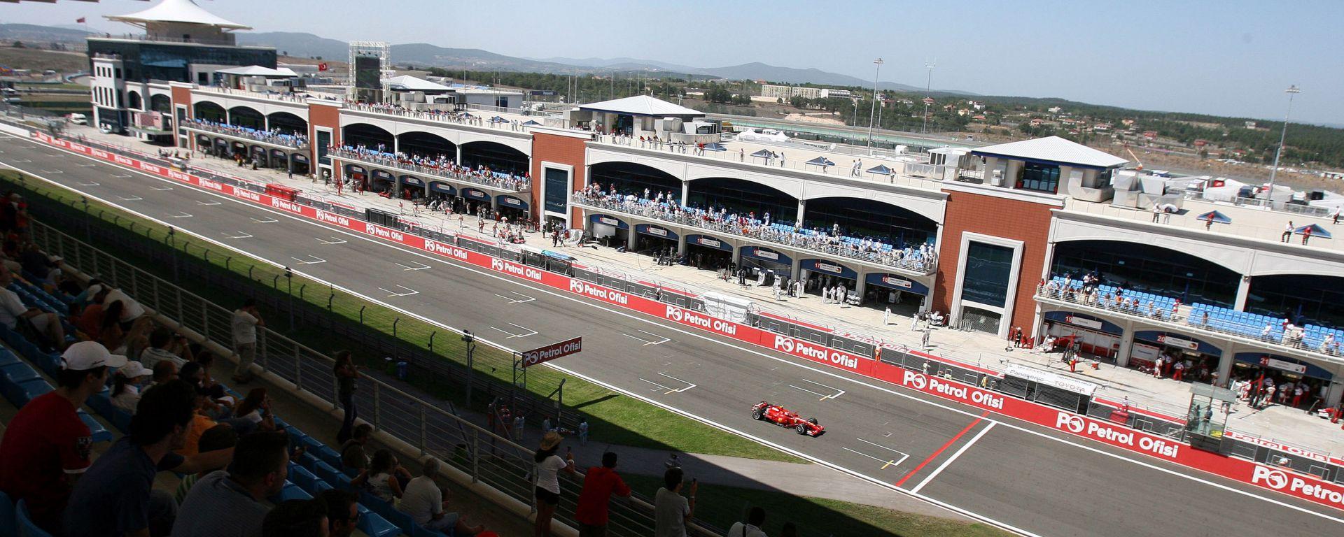 F1 GP Turchia 2007, Istanbul: Kimi Raikkonen (Scuderia Ferrari)