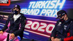 F1, GP Turchia 2020: il broncio di MV Megusta