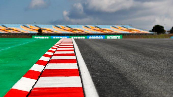 F1 GP Turchia 2020, Istanbul: Atmosfera del circuito