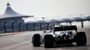 F1 GP Turchia 2020, Istanbul: Lewis Hamilton (Mercedes AMG F1)