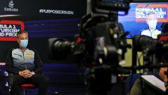 F1 GP Turchia 2020, Istanbul: Mario Isola (Pirelli) in conferenza stampa
