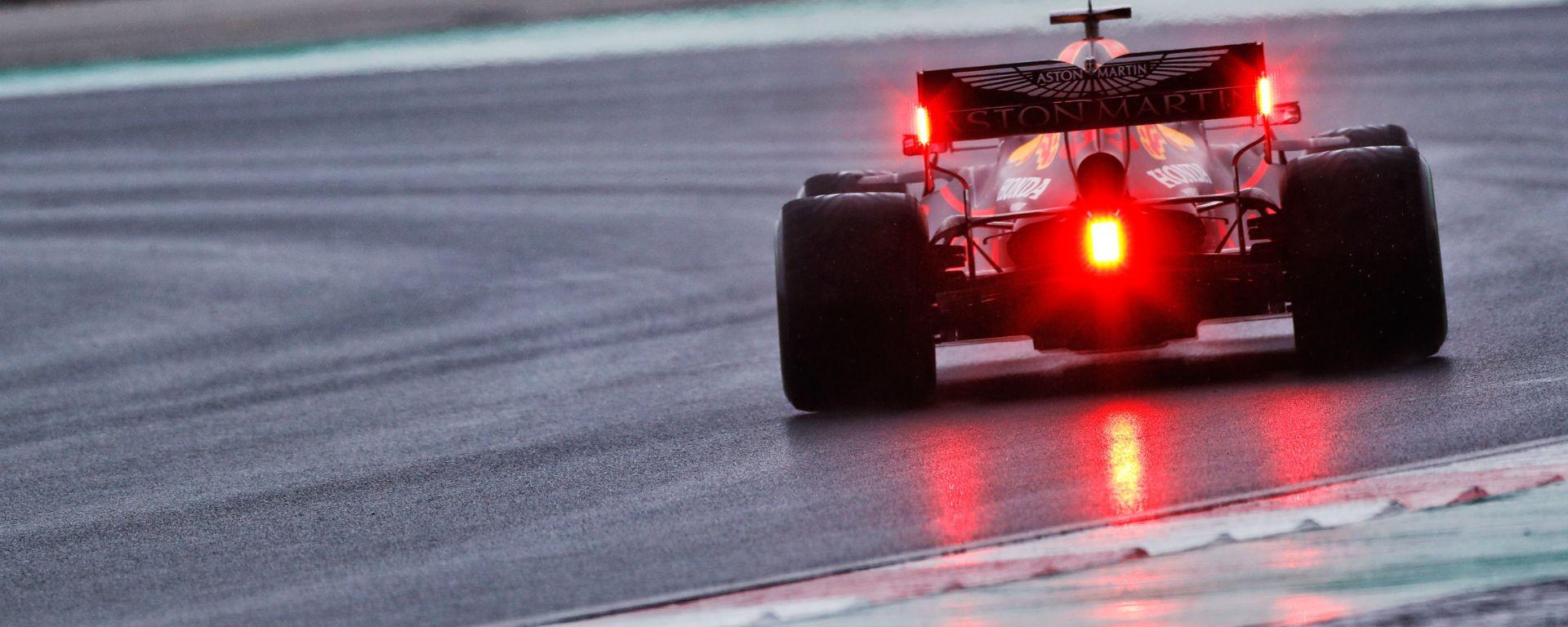 F1 GP Turchia 2020, Istanbul: Max Verstappen (Red Bull Racing)
