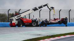 F1 GP Turchia 2020, Istanbul Park - Antonio Giovinazzi (Alfa Romeo)