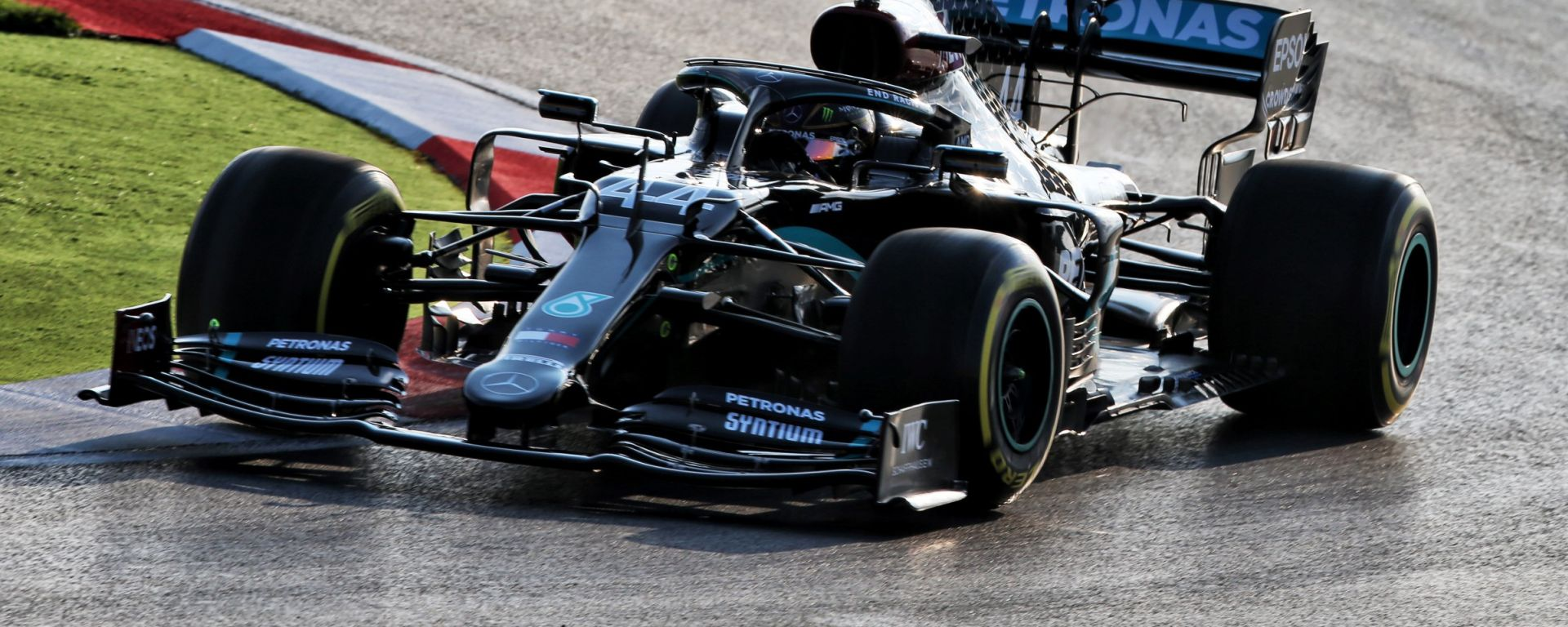F1, GP Turchia 2020: Lewis Hamilton (Mercedes)